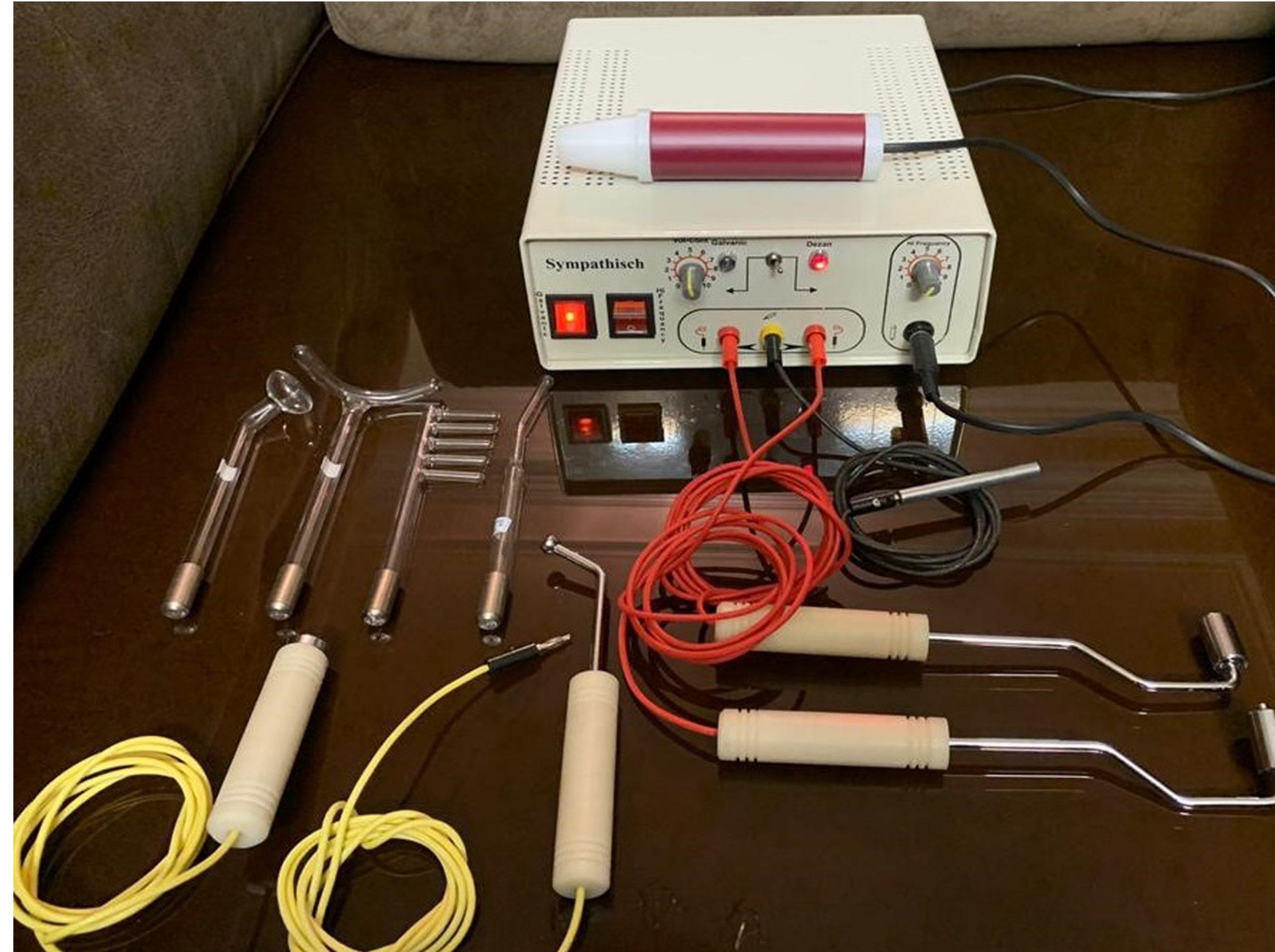 دستگاه هیدرودرمی 9کاره